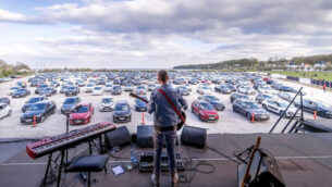 Drive-in events Denmark
